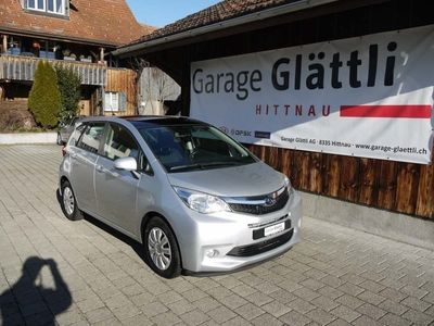 gebraucht Subaru Trezia 1.4 D Swiss Luxury