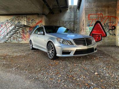 gebraucht Mercedes E63 AMG CGI AMG 7G-Tronic
