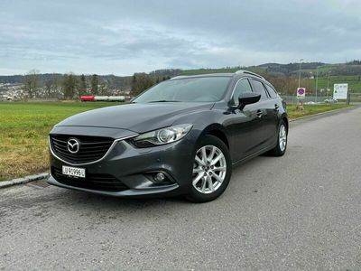 gebraucht Mazda 6 Sportwagon 2.0 16V HP Ambition Automatic
