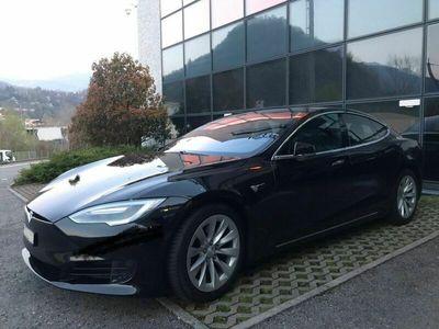 gebraucht Tesla Model S 75 2017 metallic black autopilot