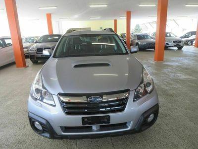 gebraucht Subaru Outback 2.0D Limited AWD