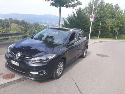 gebraucht Renault Mégane 1.5dci AUTOMAT BOSE voll Ausstatung