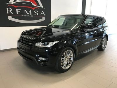 gebraucht Land Rover Range Rover Sport 3.0 SDV6 HSE Dynamic Automatic