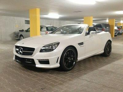 gebraucht Mercedes SLK55 AMG AMG 7G-Tronic Speedshift Plus