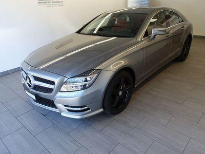 gebraucht Mercedes CLS350 BlueTEC Exec. 4M.