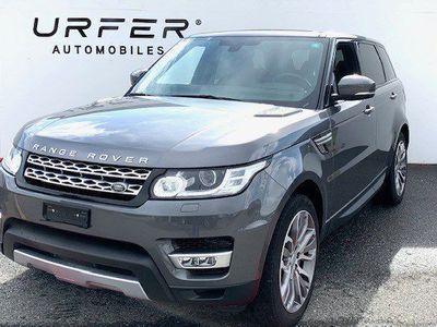 gebraucht Land Rover Range Rover Sport Sport RR 3.0SDV6 HSE Dyn.