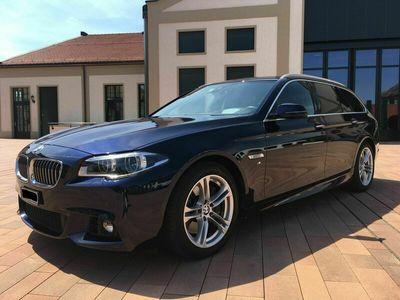 gebraucht BMW 528 i Touring xDrive M-Platinum Steptronic