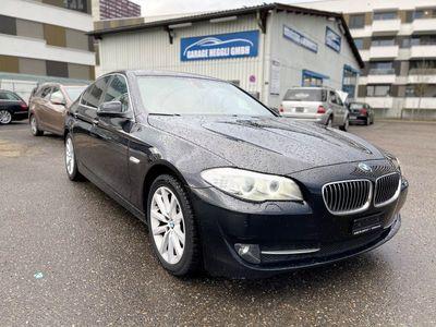 gebraucht BMW 520 5er d Steptronic