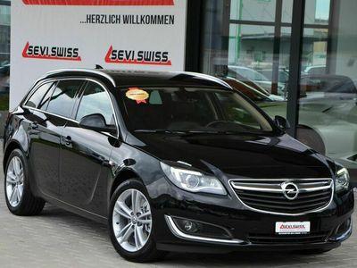 gebraucht Opel Insignia ST 2.0 Turbo Cosmo 4WD Aut. (Kombi)