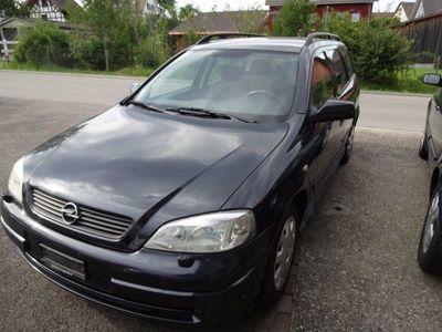 gebraucht Opel Astra Caravan 1.6i 16V Comfort