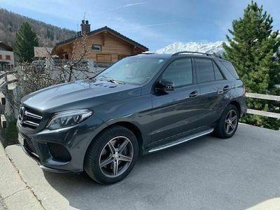 gebraucht Mercedes GLE500 GLE-Klasse GLE 500 e V6 GLE-Klassee V6