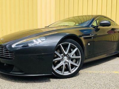 gebraucht Aston Martin V8 Vantage V8/V12 Vantage S4.7 S Sportshift 48'500 km 02.2012