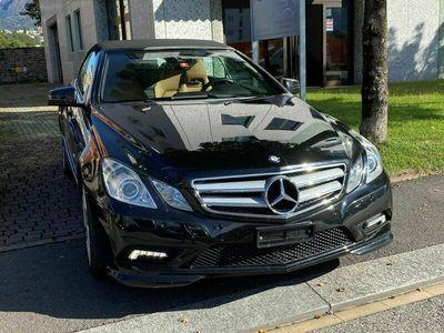 gebraucht Mercedes E350 E-Klasse E 350 CDI BlueEfficiency 7G-Tronic E-KlasseCDI BlueEfficiency 7G-Tronic