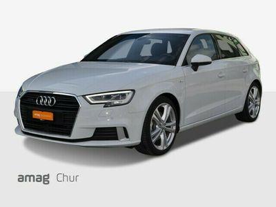 gebraucht Audi A3 Sportback  40 TFSI quattro S-tronic