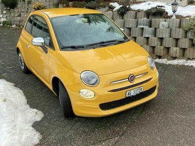 gebraucht Fiat 500 0.9 Twinair Turbo Pop