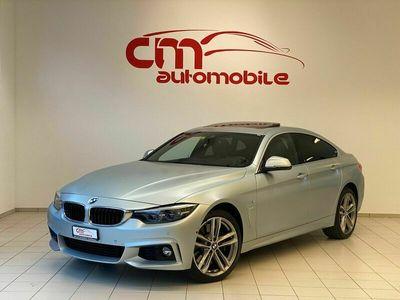 gebraucht BMW 440 4er i Gran Coupé xDrive Power & Sound Ed.Steptronic