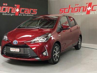 gebraucht Toyota Yaris 1.5 VVT-i Hybrid Trend Y20 & Connect (Car Play)