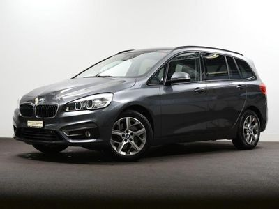 gebraucht BMW 220 2er d xDrive Gran T Luxury