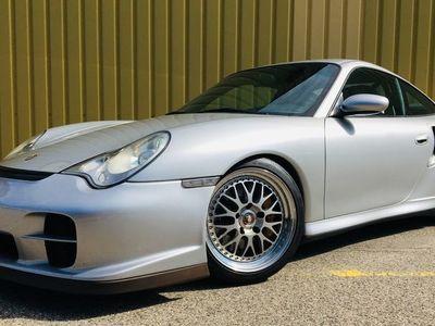 gebraucht Porsche 911 GT2 123'500 km 06.2001