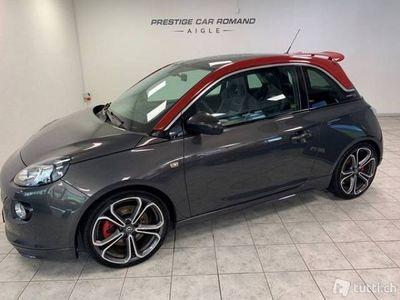 gebraucht Opel Adam 1.4 Turbo S