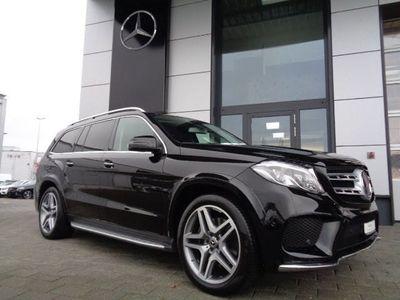 gebraucht Mercedes GLS350 GLS-Klassed AMG Line 4Matic 9G-TRONIC