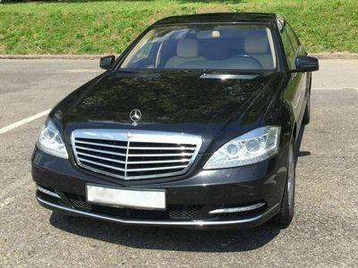 gebraucht Mercedes S450 S-Klasse S 450 L 4Matic 7G-Tronic S-KlasseL 4Matic 7G-Tronic
