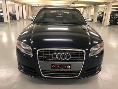 gebraucht Audi S4 Cabriolet 4.2 V8 quattro. S line