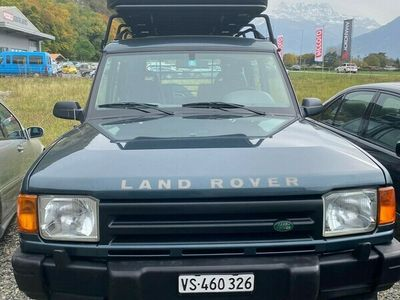 gebraucht Land Rover Discovery 3900 V8 ES