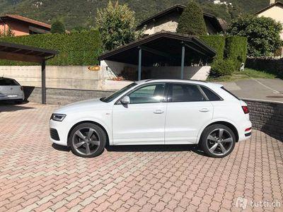 gebraucht Audi Q3 S line