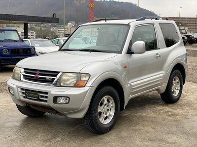 gebraucht Mitsubishi Pajero 3.5 I 203 PS I Edition