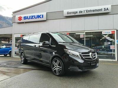 gebraucht Mercedes V250 V-Klassed Swiss Edition extralang 4M 7G-Tronic