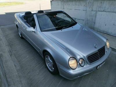 gebraucht Mercedes CLK230 Kompressor Cabriolet nur 85'000km