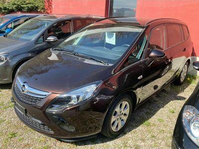 gebraucht Opel Zafira Tourer Zafira Tourer 1.4i 16V Turbo Enjoy Automatic 1.4i 16V Turbo Enjoy Automatic