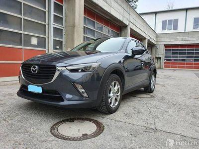 gebraucht Mazda CX-3 Ambition AWD 2.0l 150Ps