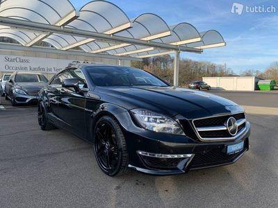 gebraucht Mercedes CLS63 AMG S AMG