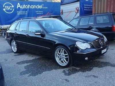 gebraucht Mercedes C270 C-Klasse *MERCEDES BENZCDI* *FRISCH SERVICE*