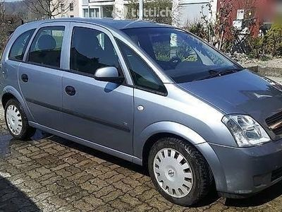 gebraucht Opel Meriva günstig abzugeben