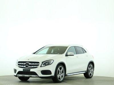 gebraucht Mercedes GLA220 AMG Line 4Matic 7G-DCT