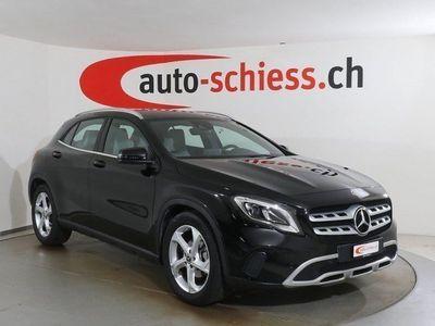 gebraucht Mercedes GLA200 Style 7G-Tronic