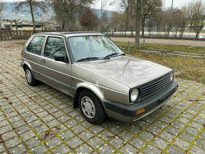 gebraucht VW Golf II GL 1990