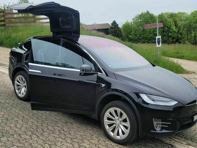 gebraucht Tesla Model X Long Range