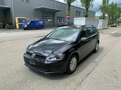 gebraucht VW Golf Variant 1.6 TDI Trendline