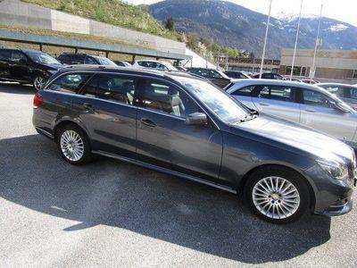 gebraucht Mercedes E250 BlueTEC Elégance 4Matic 7G-Tronic