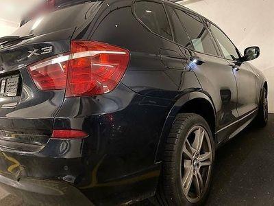 gebraucht BMW X3 xDrive 2.0 Diesel 2012 mit 94Tkm ab Wartung!