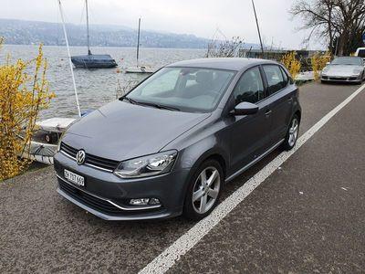 gebraucht VW Polo 1.2 TSI BMT Comfortline
