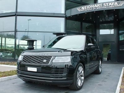 gebraucht Land Rover Range Rover 5.0 V8 S/C AB Automatic