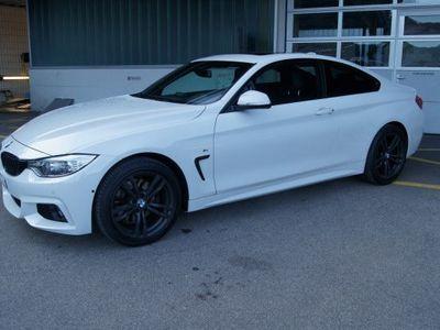 gebraucht BMW 428 4er i Coupé xDrive Sport