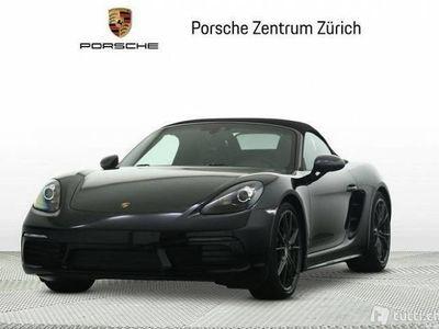 gebraucht Porsche Boxster T