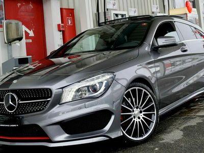 gebraucht Mercedes CLA250 Shooting Brake Sport 4Matic 7G-DCT ***