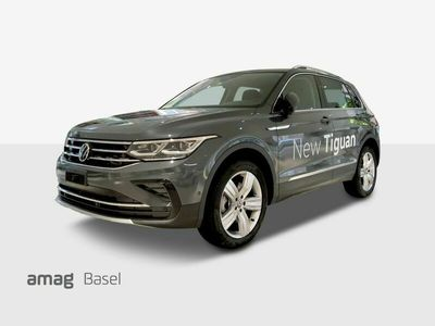 gebraucht VW Tiguan 2.0 TDI SCR Elegance 4Motion DSG